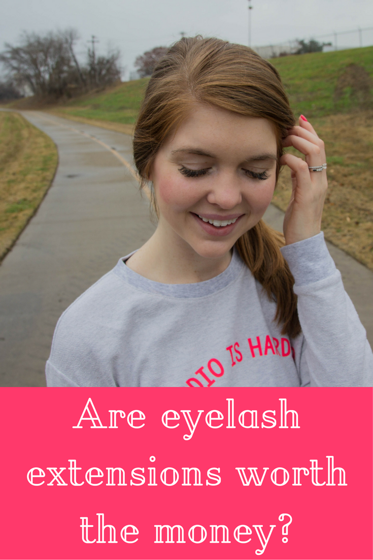 are eyelash extensions worth the money, investment, mink eyelash extensions, amazing lash dallas, garland, eyelash extension faq, aerie, cardio is hardio, 2017, goals, fitness