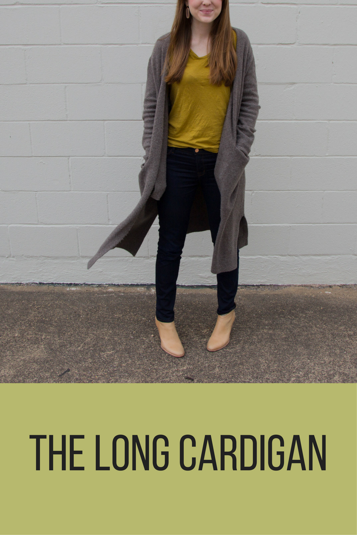 the long cardigan, madewell fireside cardigan, chartreuse, dolce vita haku booties, j brand jeans, trends, trendy