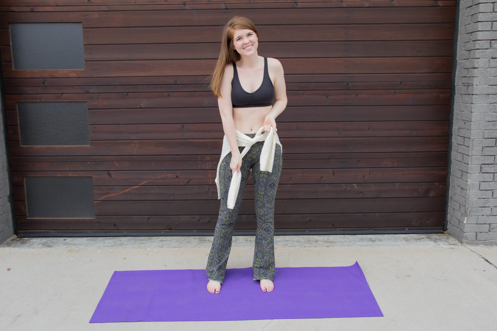 dallas fitness ambassadors, dreaming bra, liana sweater, juniper pant, prAna clothing, yoga, corepower yoga, runner's knee, where to buy mindful clothing, fair trade apparel,  hemp, sustainable, recycled, organic cotton, yoga clothes
