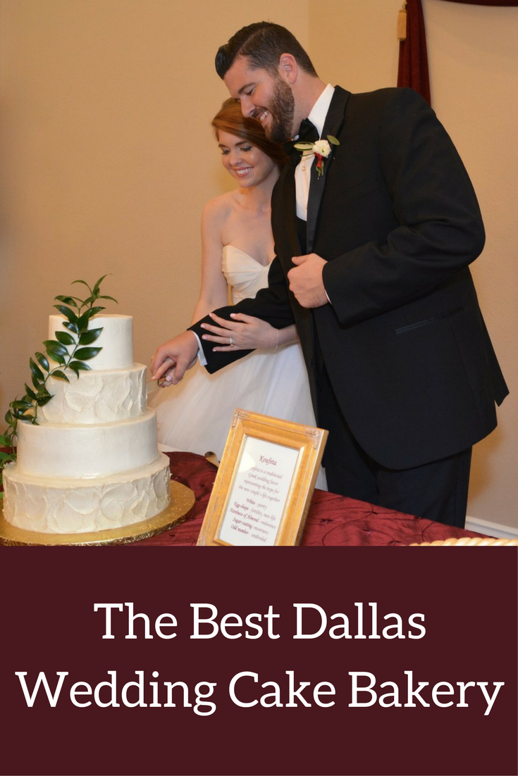the best dallas wedding cake bakery, dallas wedding cake bakeries, annie's culinary creations, wedding cakes, baylor grooms cake, baylor seal cake, chocolate peanut butter cake, champange cake, gold and white cake with greenery, bakery in dallas, heidi lockhart somes photography