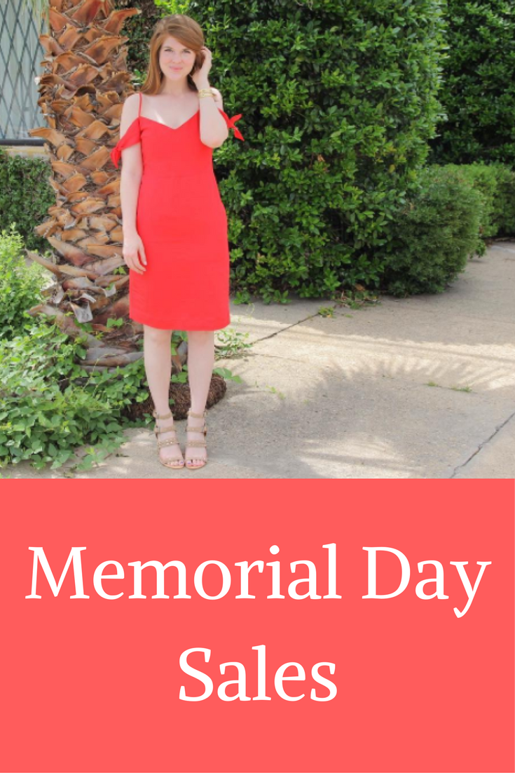 memorial day 2017 sales, memorial day sale list, lments of style, dallas fashion blogger