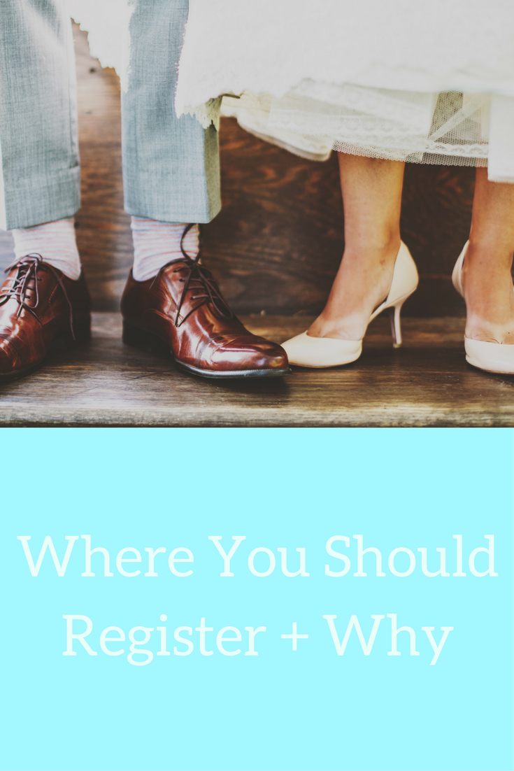 where to register for your wedding, things to register for, williams sonoma, crate and barrel, bed bath and beyond, marriage, registry