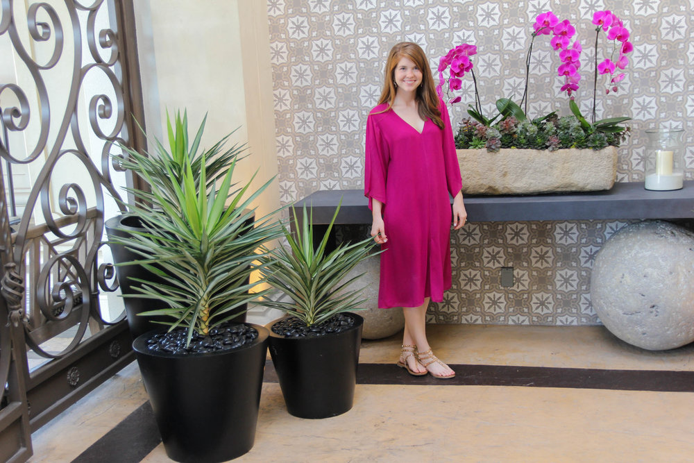 monarch beach resort, laguna beach, weekend in laguna beach, travel guide. elaine turner landa kaftan
