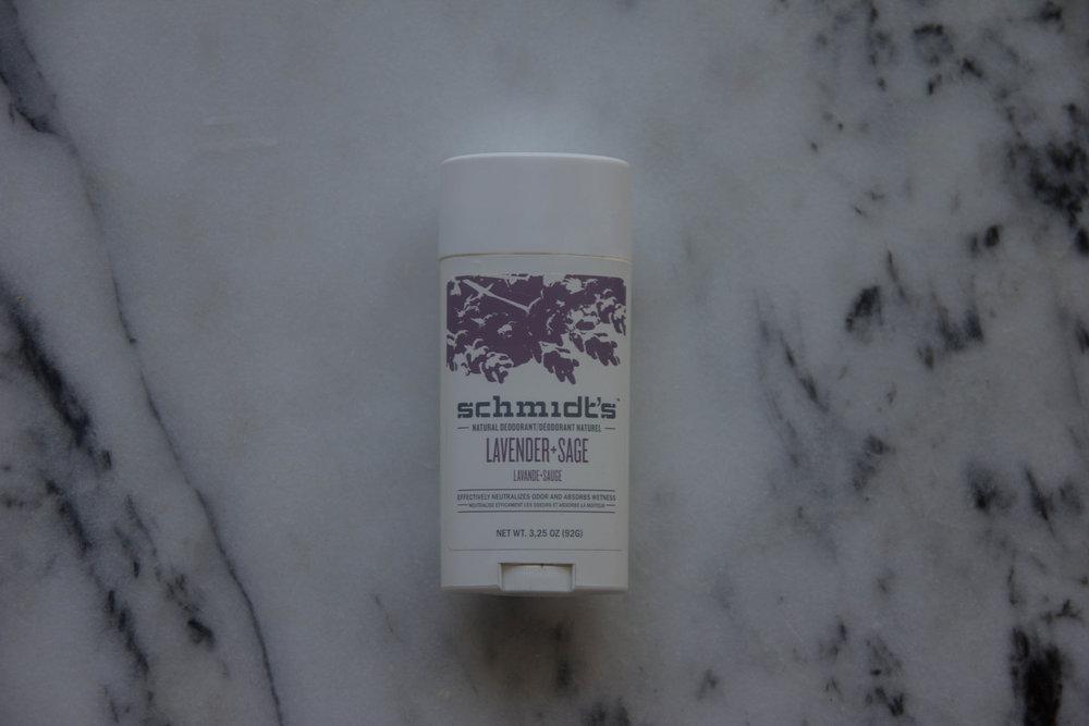 natural deododrant, what natural deodorant to use, what is the best natural deodorant, deodorant without aluminum, deodorant without baking soda, schmidt's deodorant