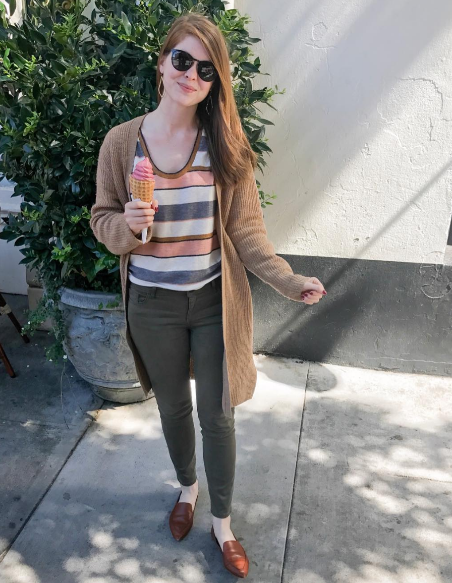instagram round-up, labor day sales 2017, salt and straw, portland, madewell, dl1961