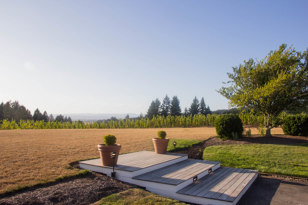 where to stay in the willamette valley, athtejoy luxury wine retreat, anahta vineyard, pinot noir, oregon, what to do in oregon