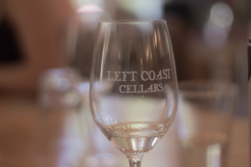 where to wine taste in the willamette valley, oregon, wine tasting, left coast cellars