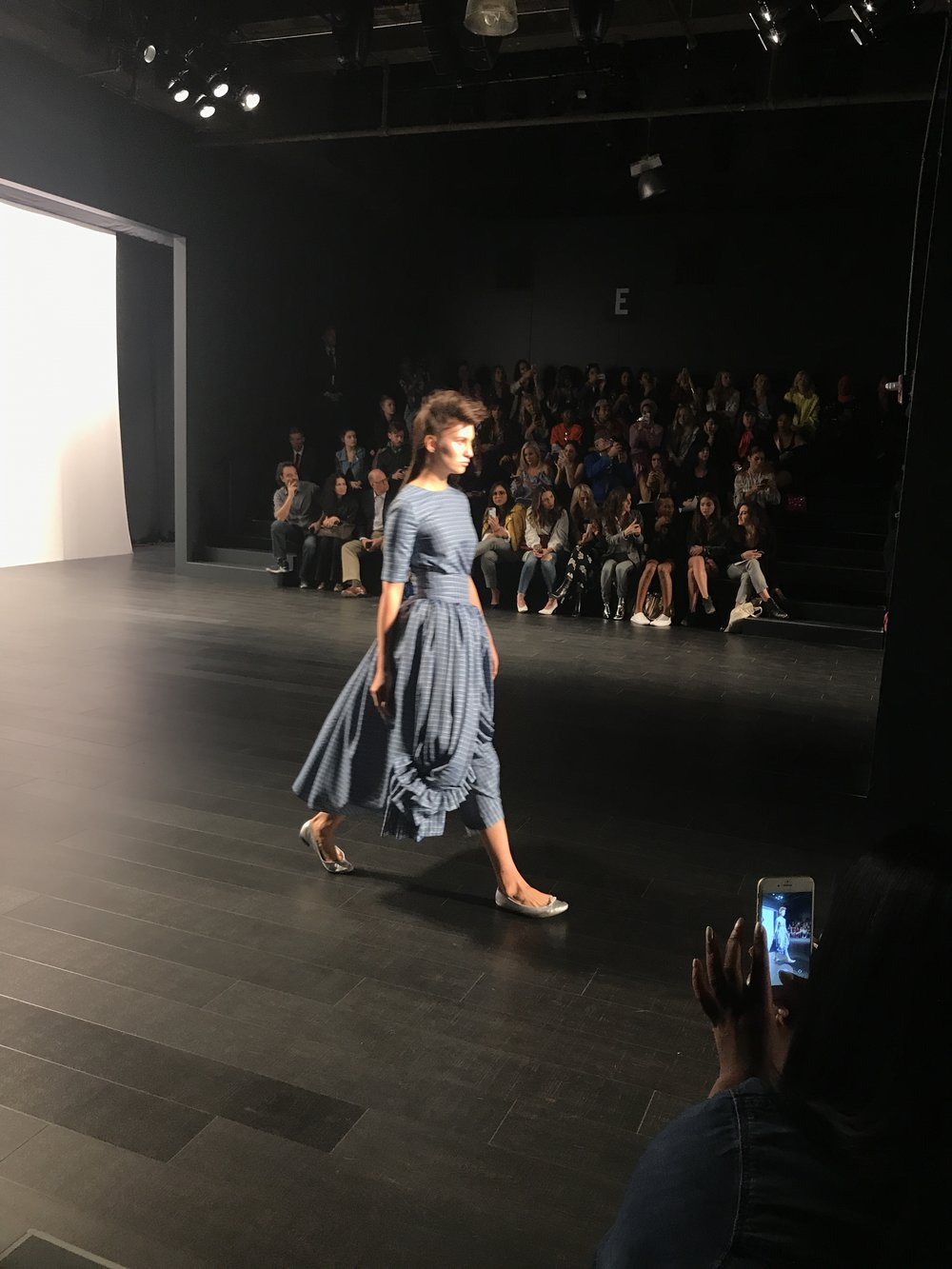 Francesa Liberatore, Spring Summer 2018, New York Fashion Week, SS18, NYFW, top 10 spring summer 2018 trends from NYFW