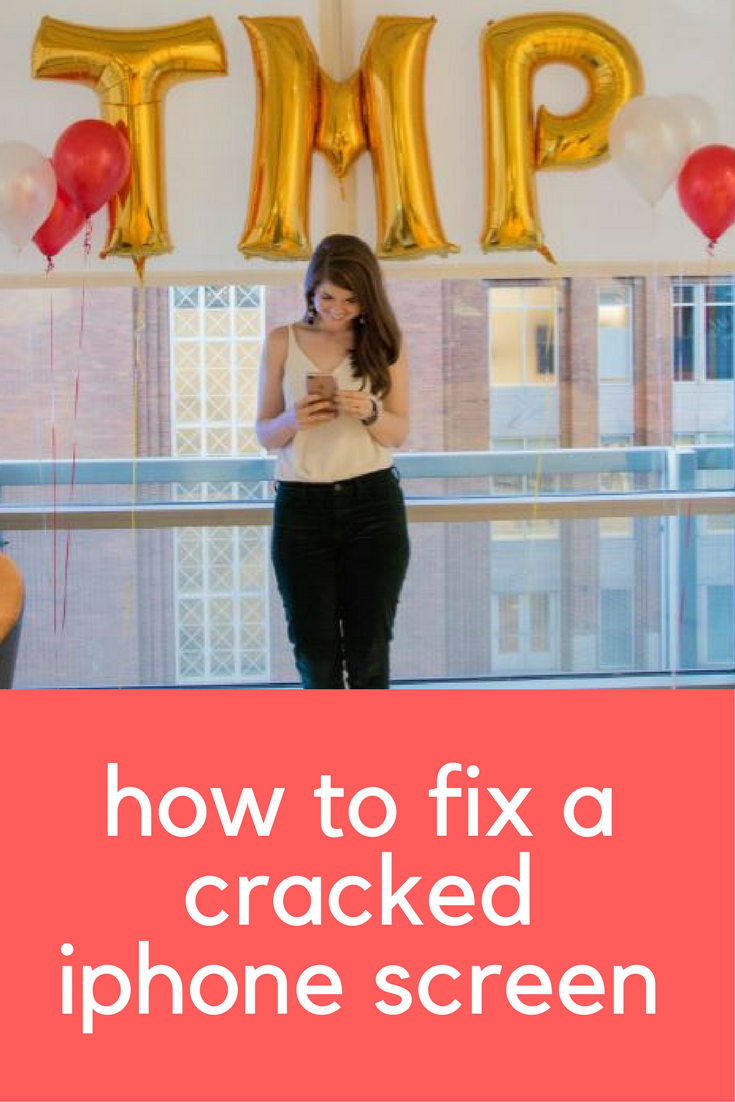 how to fix a cracked iphone screen with total mobile protection, verizon, iphone, weber and schandwick, dallas blogger, event hosting, lments of style, ellespann