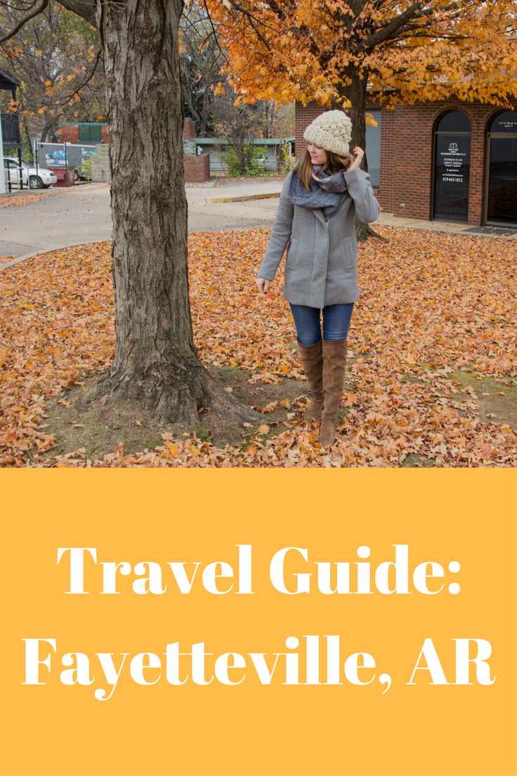 travel guide fayetteville, arkansas, northwest arkansas, nwa, springdale, rogers, bentonville, onyx coffee lab, what to do in arkansas, visit arkansas, where to eat in fayetteville