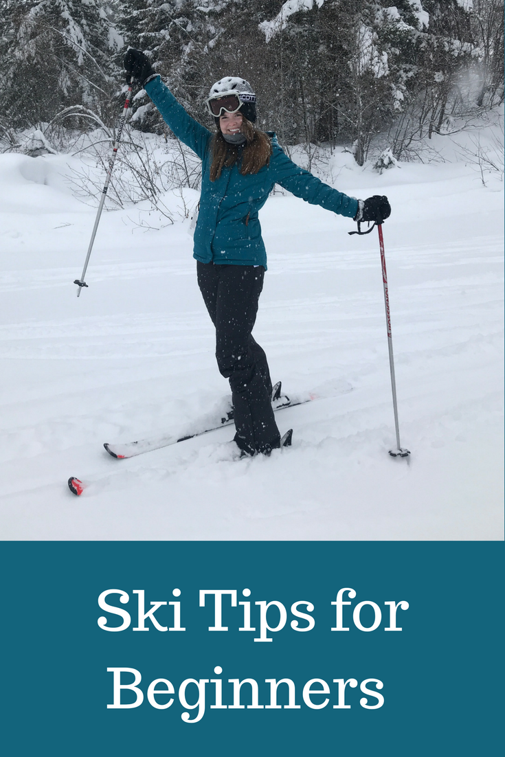 ski tips for beginners, ski whitefish, whitefish mountain resort, montana, what to expect for your first time skiing