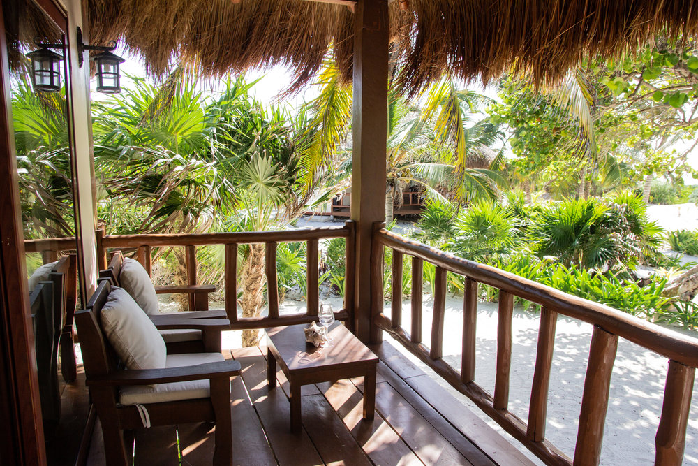 where to stay near tulum, mukan resort, south of tulum, secluded resort, romantic resort in mexico, visit mexico, private beach near tulum, sian kaan reserve, where to get married in tulum