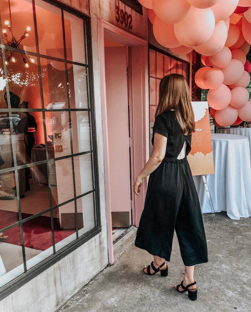 lments of style, ellespann, elle spann,  labor day sales, insta gram round up, outfit ideas, work chic, easy chic, j crew jumpsuit