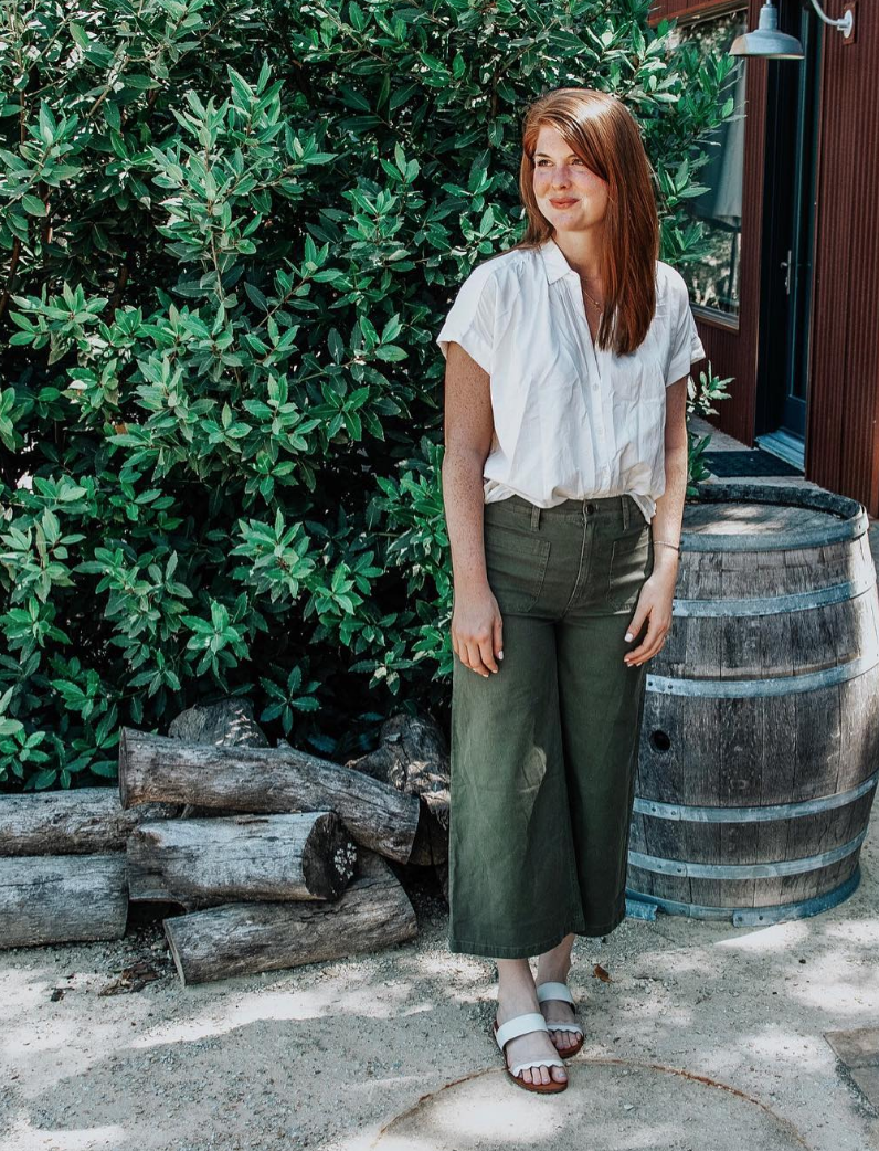 lments of style, ellespann, elle spann,  labor day sales, insta gram round up, outfit ideas, j crew pont sure pants
