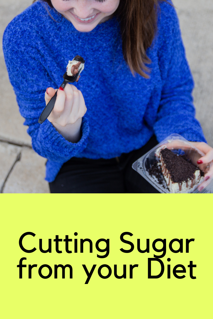 "cutting sugar, does sugar affect your skin, breakout because of sugar, acne, clogged pores, tips for eliminating sugar, val's cheesecake, woven heart chenille sweater, madewell 10"" high rise skinny jeans in carbondale wash, chinese laundrey kelso booties"