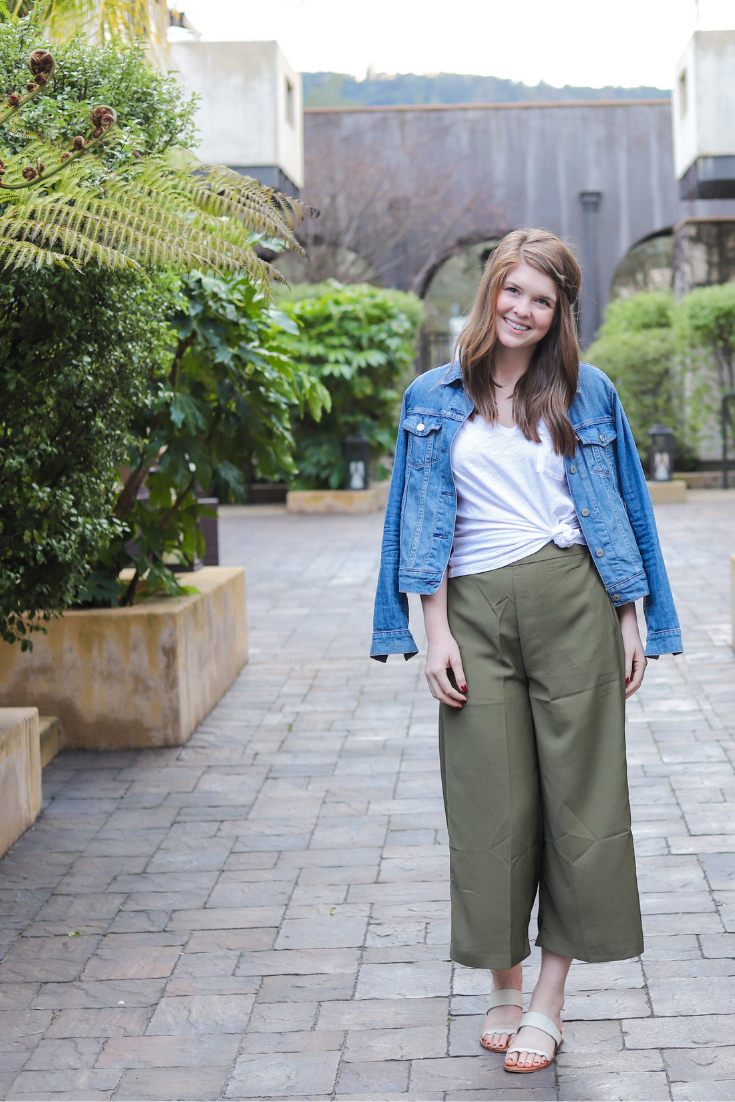 the art of versatility, madewell huston pull-on crop pants styled 3 ways, workwear, workchic, work pants, what to wear to work, ellemulenos, lments of style, northblock hotel, napa