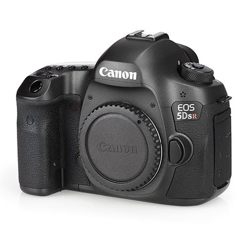 <p><strong>Canon 5DSR</strong>$250 per day<br>Body only</p>