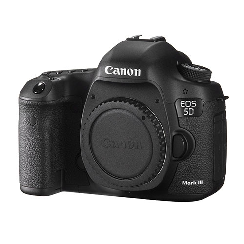 <p><strong>Canon 5D Mark III</strong>$200 per day<br>Body only</p>