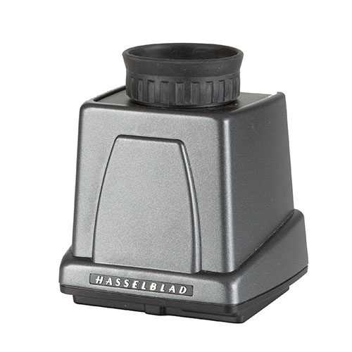 <p><strong>Hasselblad Waist Level Finder</strong>$15 per day<br>Hasselblad HVM</p>