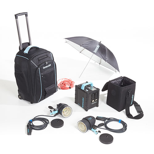 <p><strong>Broncolor Move Kit</strong>$250 per day<br>1200ws Battery Pack</p>