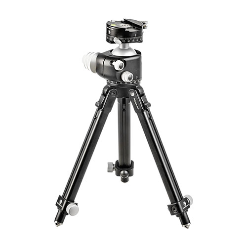 <p><strong>Ground Level Tripod/Head</strong>$75 per day<br>TP 243 Tripod and BH-55 Head</p>
