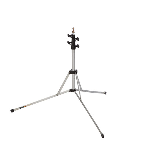 <p><strong>Manfrotto Travel Stand</strong>$10 per day<br>001 Nano Stand</p>