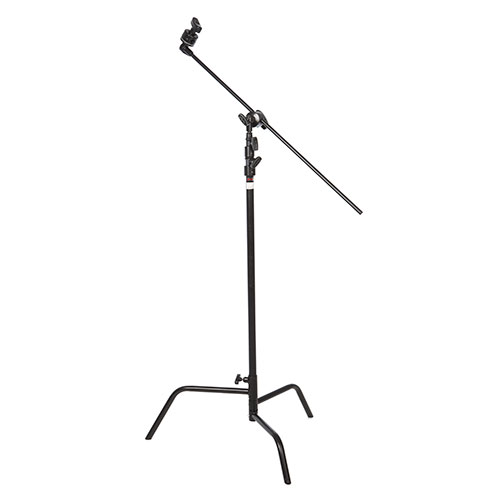 "<p><strong>Matthews C-Stand Kit</strong>$15 per day<br>40"" Riser and Arm</p>"