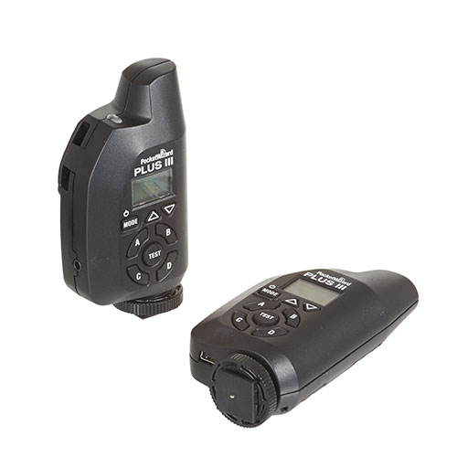 <p><strong>Pocket Wizard Set</strong>$30 per day<br>PW Plus III Transceivers</p>