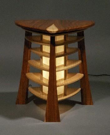 Shoji table