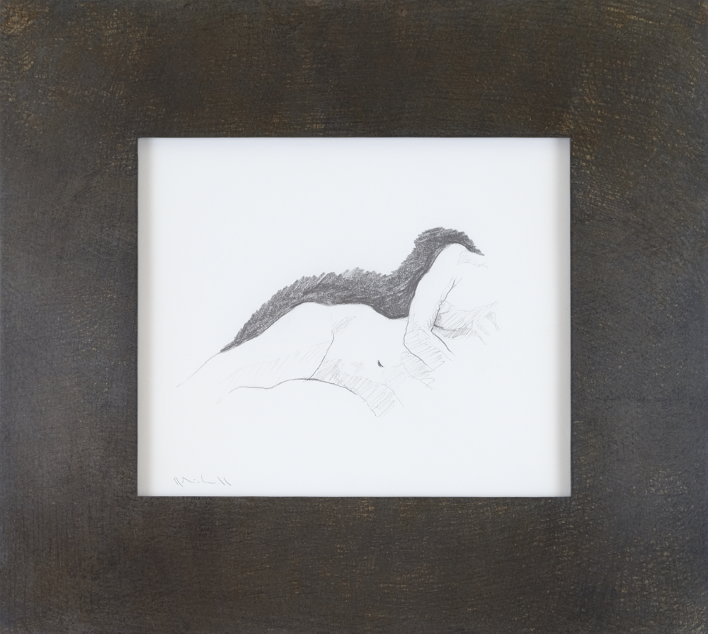 Figure as Landscape #4