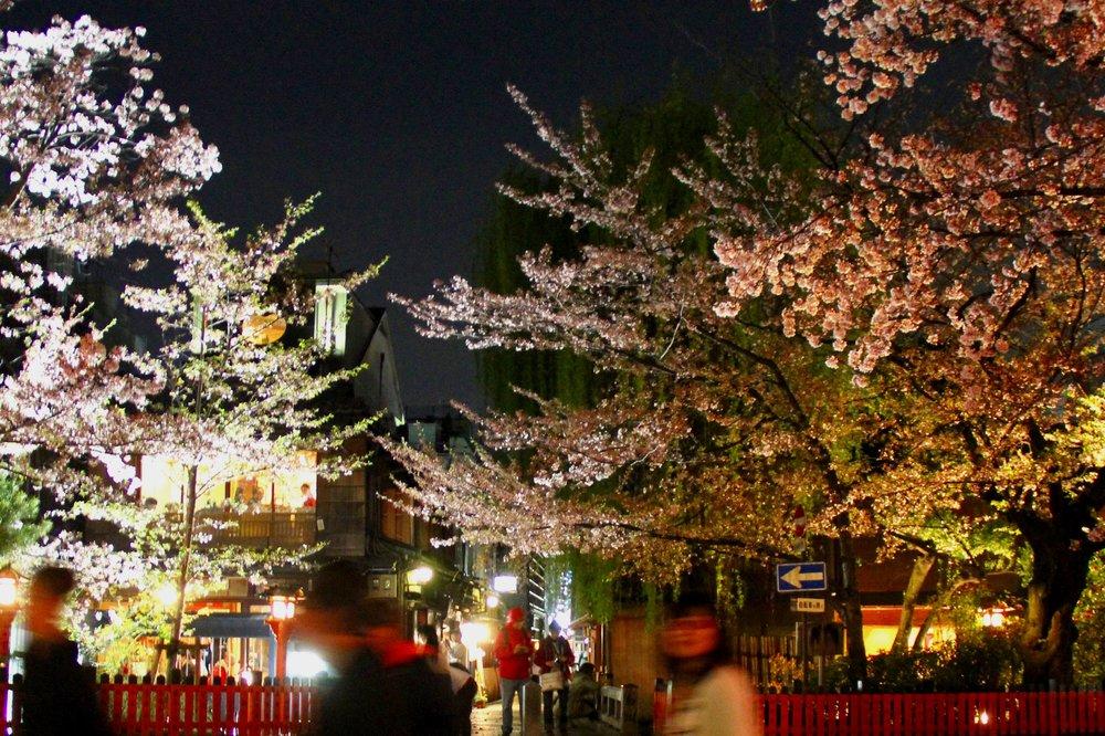 TOKYO - APRIL 3