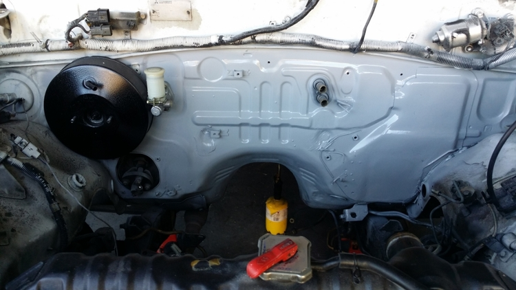 Right Hand Drive Swap in 3 Days: Dash Prep — The Fabrication