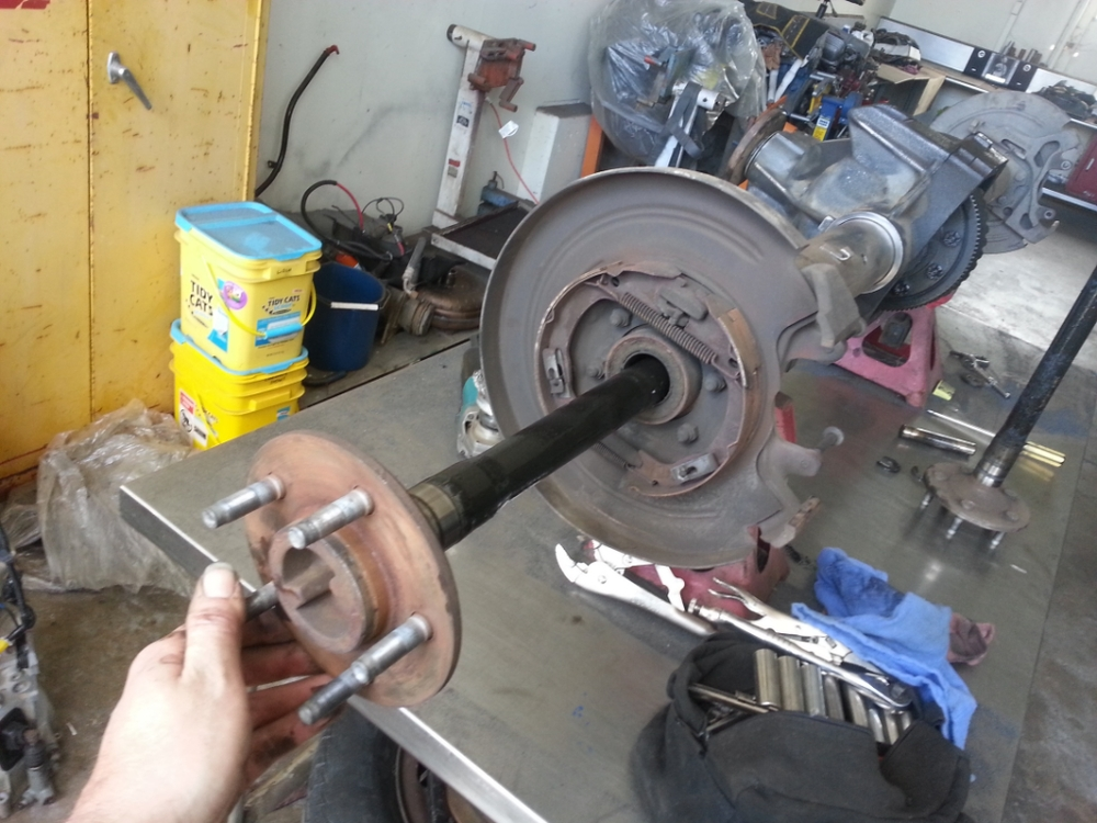 How To Narrow a Ford Explorer 8.8 Rear End Differential by Merrill Performance (16).jpg