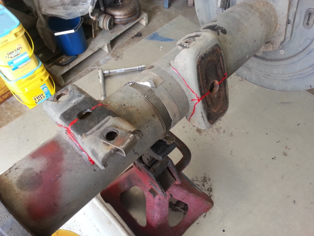 How To Narrow a Ford Explorer 8.8 Rear End Differential by Merrill Performance (8).jpg