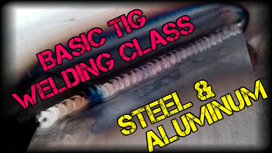 Basic TIG Welding Class - A 3 Hour Class Covers:- Advanced machine setup- Torch control techniques- Filler rod feeding- Propping and positioning - Advanced Machine Controls (pulse, background amperage, AC balance)- Welding of BOTH steel and aluminum (lots of welding)Please check each listing for class specifics.