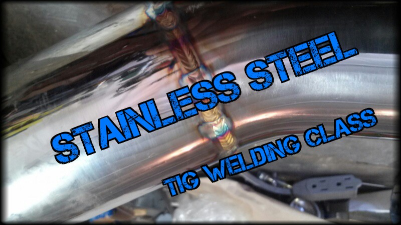 Stainless Steel TIG Welding Class - A 3 Hour Class Covers:- Quick machine setup for Stainless Steel- Pulse setup and techniques- Purge setup and techniques- Filler rod selection- Tube welding - Welding of stainless steel (lots of it)Please check each listing for class specifics.