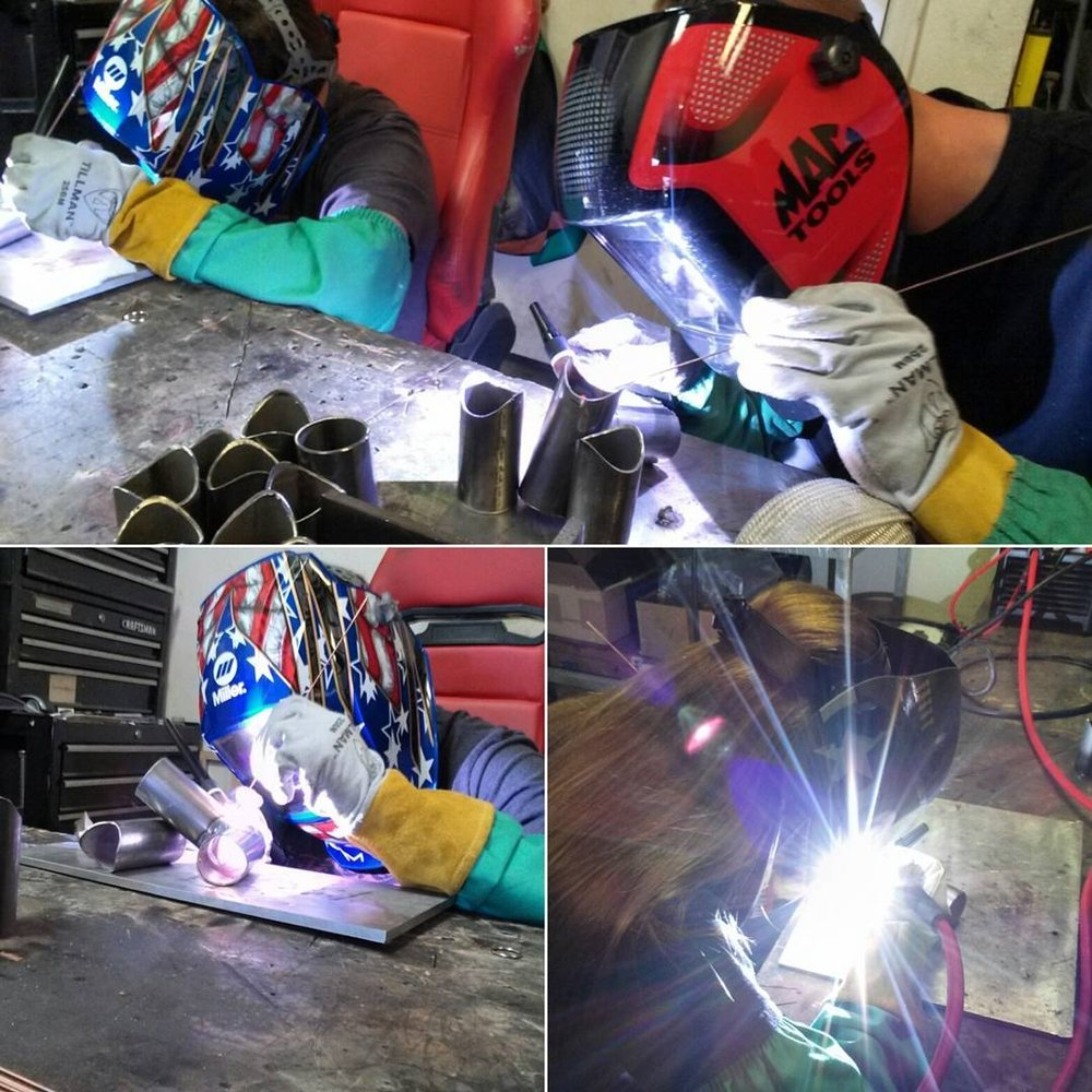 Learn How to TIG Weld! -