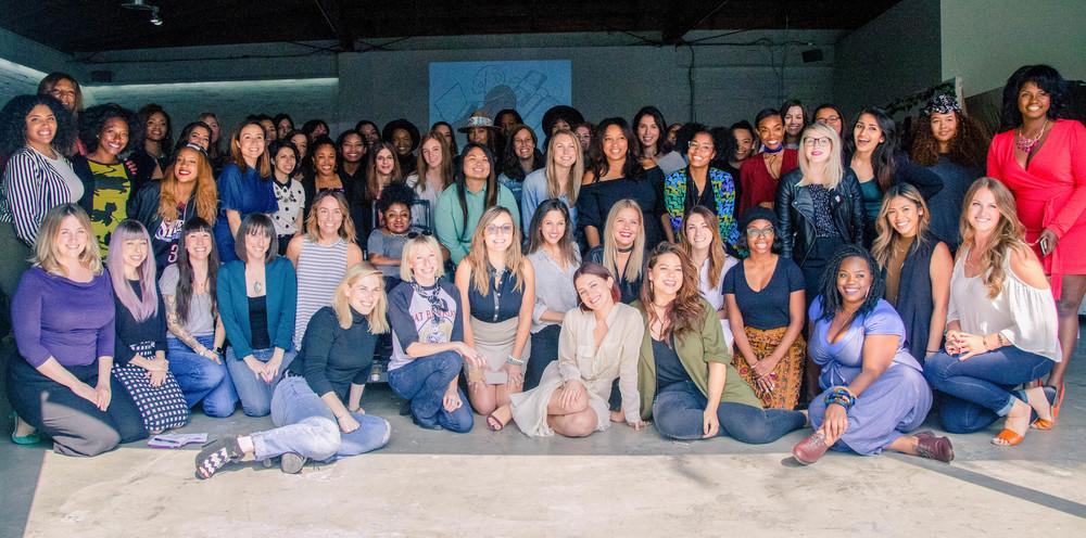 we are the #womenwhohustle