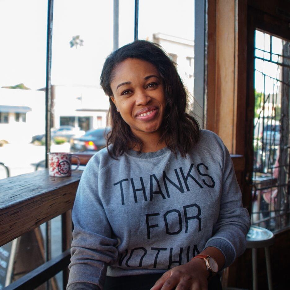 lizzy okoro - Founder, Yes Rally + Bunch MagazineOFFICE HOURS: branding + marketing