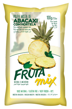 Pineapple with mint 100g packet.png