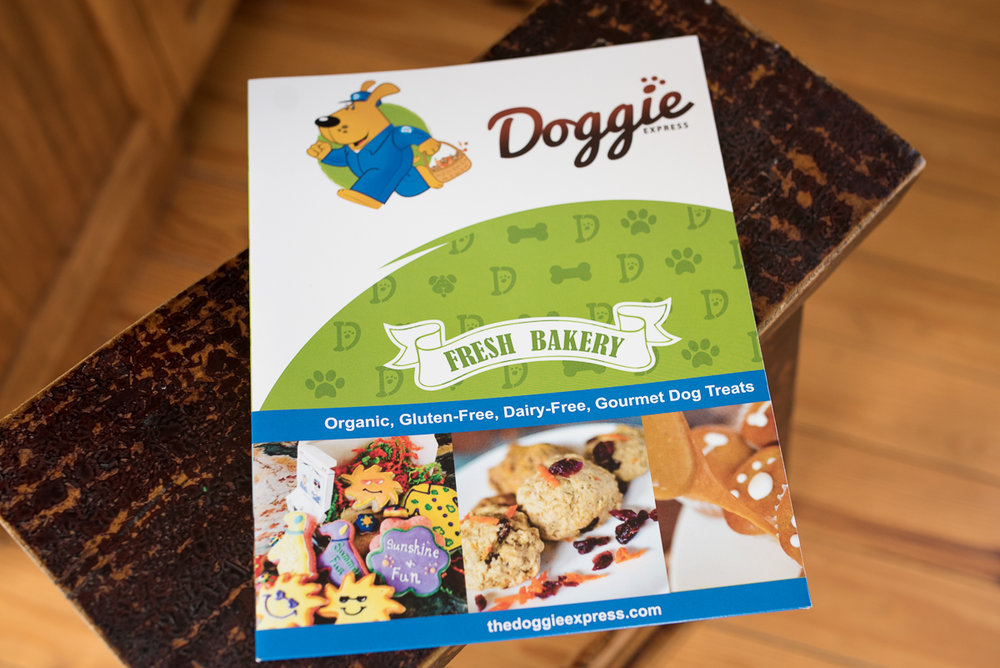 the doggie express gourmet dog treats