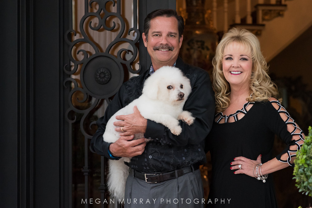bichon frise with parents in clear lake texas