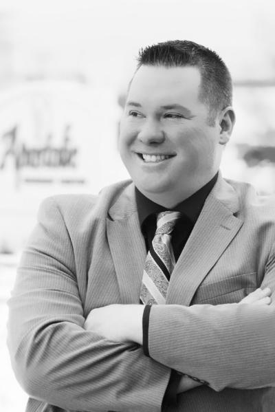 Pastor. Chad Scott