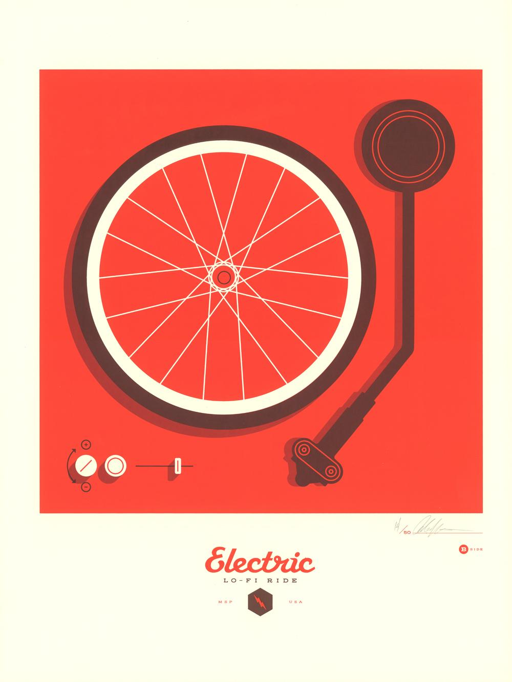 Electric Lo-Fi Ride