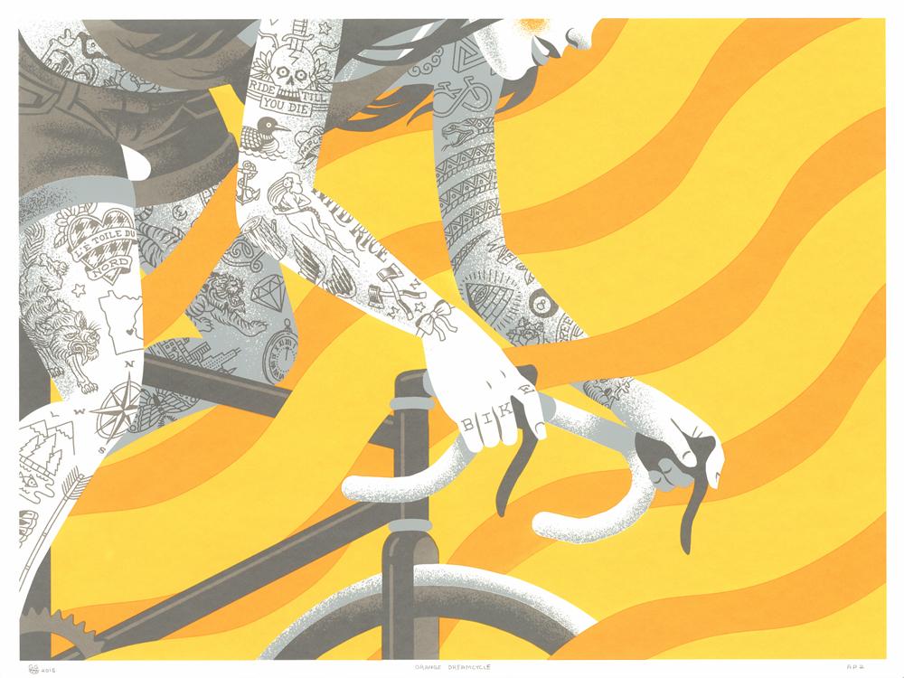Orange Dreamcycle