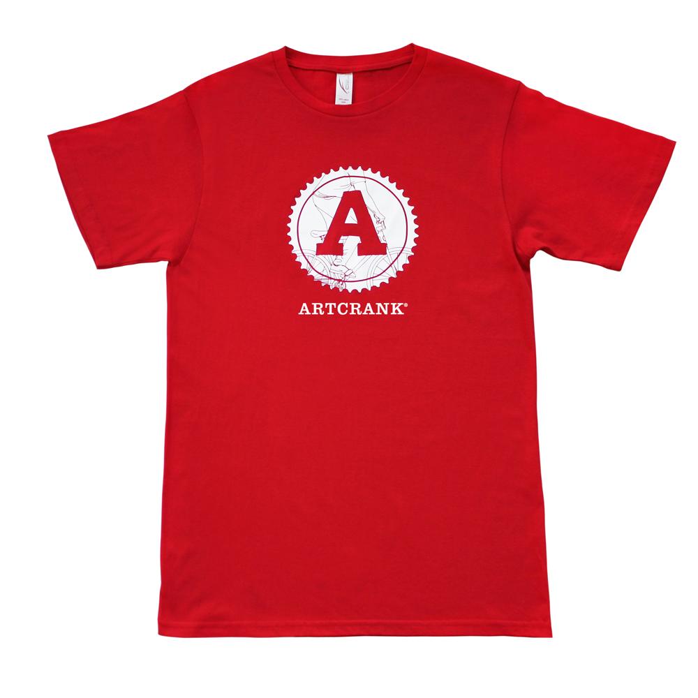 Unisex T-shirt: Red *SALE $15*