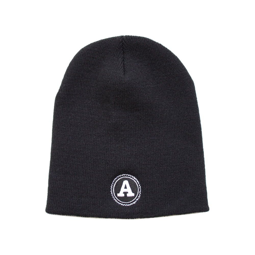 Knit Cap: Black *Sale $9*