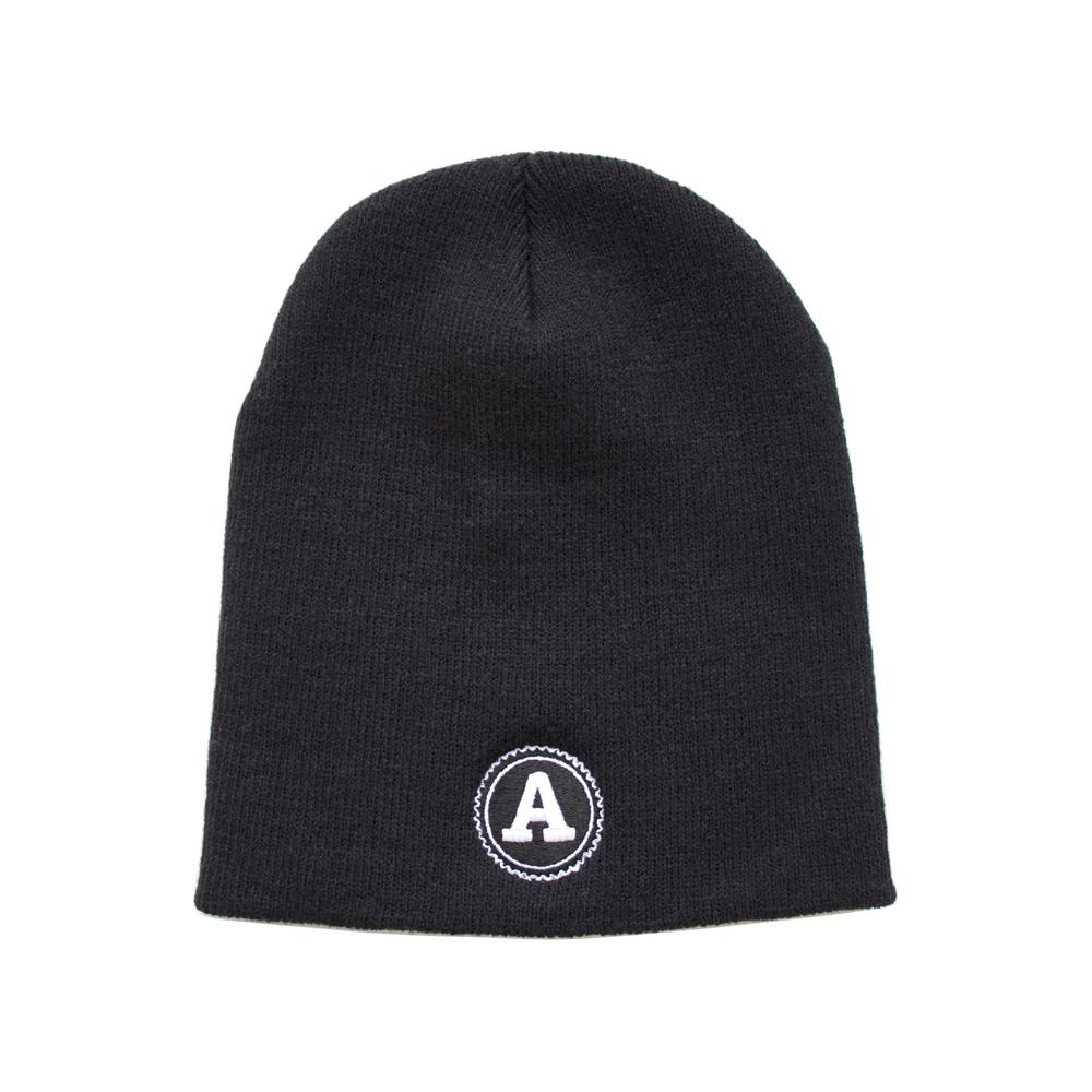 Knit Cap: Black