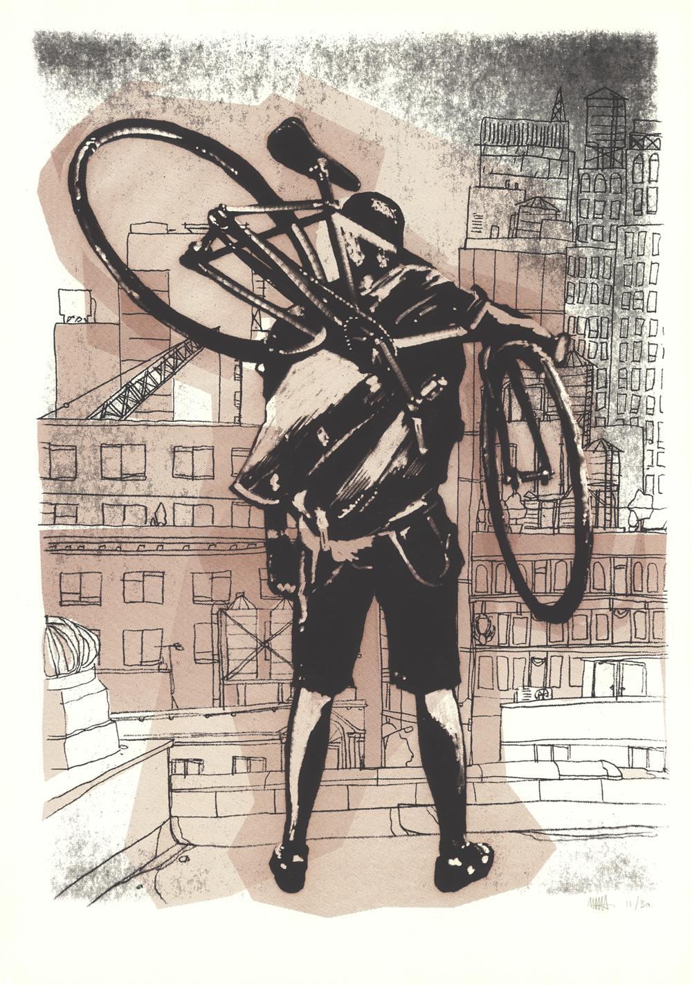 City & Cyclist One