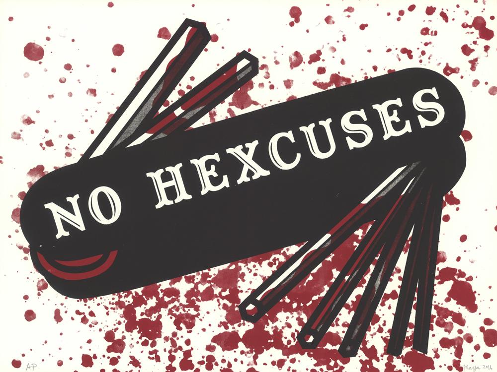 No Hexcuses